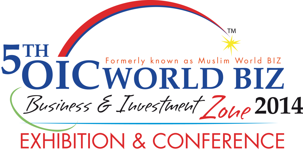 5th OIC World BIZ 2014 (black)